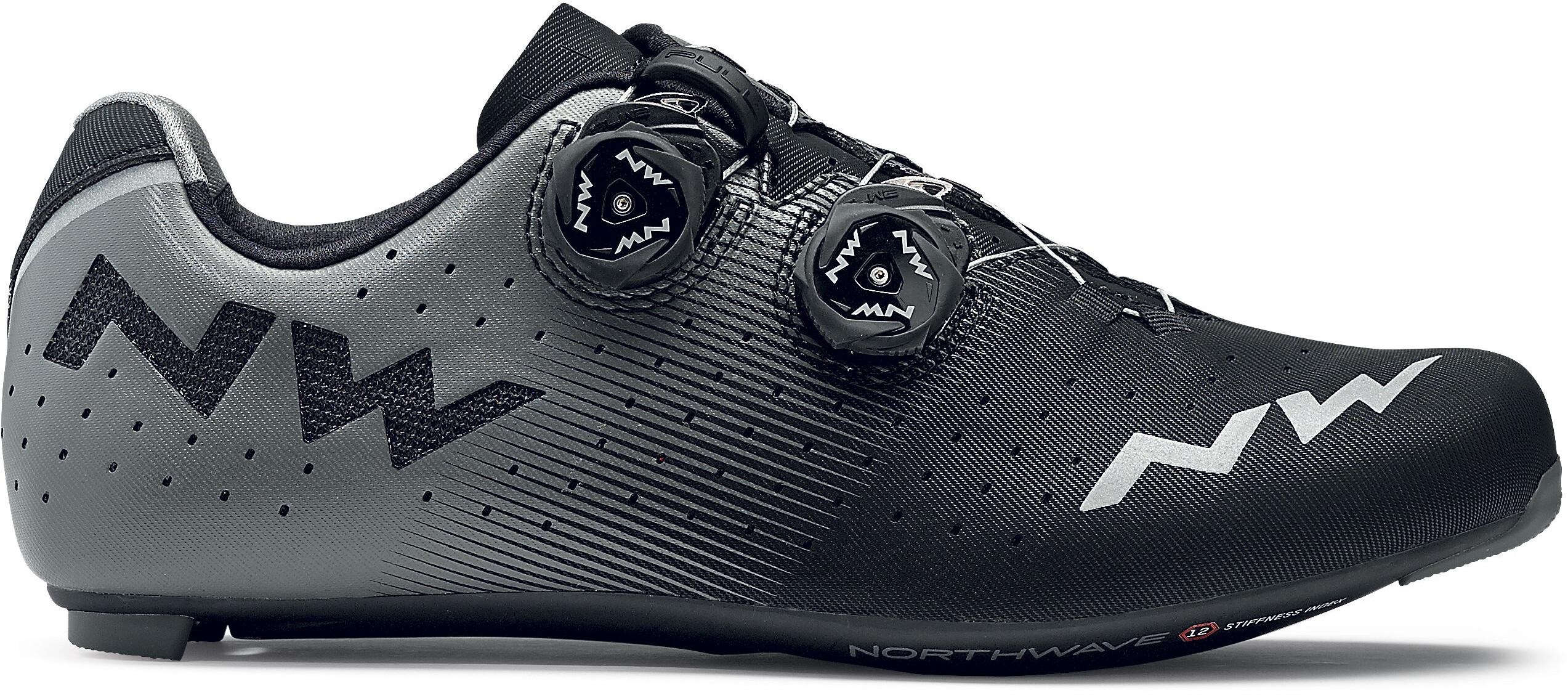 f980220f96c Northwave Revolution - Chaussures Homme - gris noir - Boutique de ...